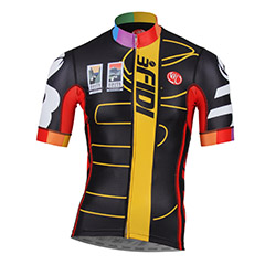 PRO COLDBLACK® Short Sleeve Cycling Jersey